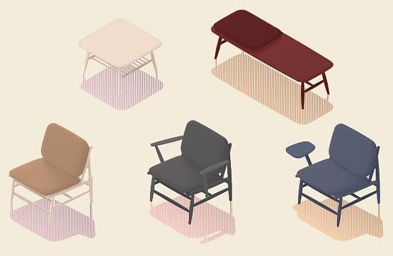 ercol Design Klasiker