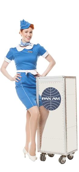 flexible Airline Trolleys